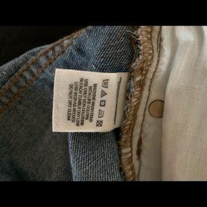 Free People Shorts - Free People New Size 30 Distressed Denim Cutoffs